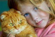 Kids and Animals / by Nancy Worden Geisel