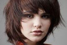 Hairstyle .. short / Korte bob kapsels inspiratie