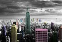 Cityscapes / Cityscapes - Framed art, Prints, Plaquemounts