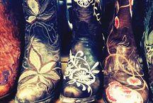 Shoe Love  / by Kathleen Cochran