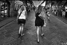 Photostreet fiorentina / Una Firenze confidenziale in bianco e nero