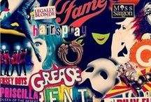 Broadway Musicals / by Shannon Gonior Lundquist