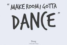 Dancing / Dansen
