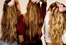 Hair / by Diana ⚽