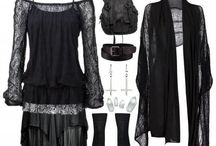 Gothic Fashion / Gothic Fashion ❤️