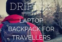 Travel Gear Product Reviews / Essential travel gear when you hit the road and a review of each one.