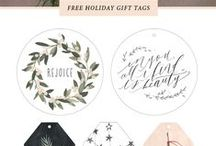 Christmas freebies