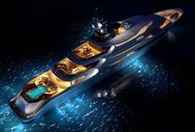 Yachts / Experience the extravagance and intimacy of living aboard your own floating palace with our sister company, Privé  Yachts. Get exclusive access to thousands of spectacular yachts around the world. Choose from casual catamarans and sailing yachts or revel in the opulence of a mega yacht. Call + 1-786-871-0010 or visit www.priveyachts.com to charter the crewed yacht of your choice.
