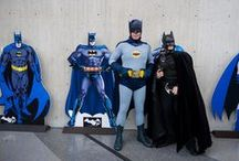 Comic Con Cosplay / Epic cosplay costumes at comic con conventions around the world.