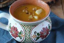 Kameel & konijn - soep / Soeprecepten van www.kameel-en-konijn.nl