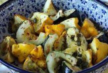 Kameel & konijn - bijgerechten (groente) / Bijgerechten met groente van mijn blog www.kameel-en-konijn.nl
