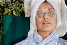 For the love of slumber / Slip into an aromatherapeutic zen. We make Organic Cotton Eye Pillows & Sleep Masks as well as Sun Tea.