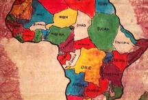 Africa's Continent of Contrast / by Maryann
