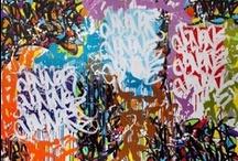 Street art / artiste Street Art