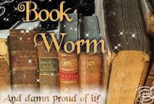 Books, books, books / I have been a bookworm since my mother read me my first book. / by Donna Hill