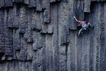{ climbing spots }