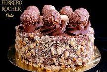 Cakes/Pies / Cakes/Pies (recetas en otros idiomas)