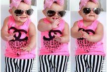 Baby girl stuff / by Alyssa Bergeron
