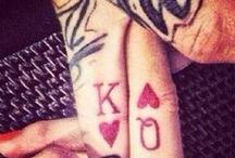 Tattoos / A few tat designs