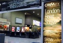 London Boat Show 2015 / Hydropool UK's stand at the London Boat Show 2015