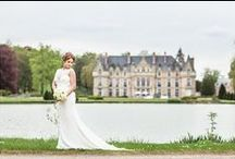 Featuring on French Wedding Style Blog / Elena and Anatoliy wedding in Chateau d'Esclimont in France has been featured on French Wedding Style Blog!