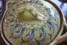 Mexican Pottery / Handmade lead-free pottery by award winning artisans of Michoacán, Mexico.