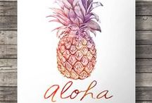 ALOHA / mood, sun, beach, fun, sea, Hawaii