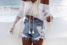 Boho Chic / Fashion, gipsy