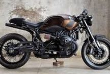 BMW R nine T / Motorcycles, scrambler