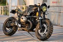 Cafe Racer&Co / Motorcycles, custom, cafe racer style