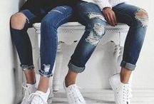 Jeans Jeans Jeans / Jeans, denim, fashion