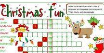 S - Christmas ang and activity
