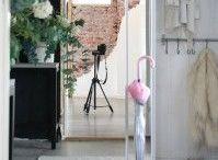 Entrè // by Rust / Entre , inspirasjon , nordic living , Skandinavisk stil , hjem , home , Ikea , hall , oppbevaring , garderobe , small , ski , ideer entrees spiel , garderobemannen , hallways , inn gang , ideas , gang ,