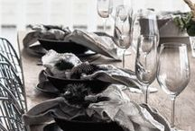 Table setting // byRust / Table setting , decor , decorations , skandinavisk , nordic living , nordic , inspiration , table , decor , ideas , scandinavian ,  møbler , home , interior , interiør ,