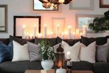 Living room // Fall // by Rust / Living room , inspiration , fall , cozy , inspiration , nordic , skandinavisk , ethnic , decoration , home , ideas ,