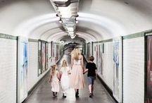 Paris / Travelling , travelers , Paris , City , Fashion , Living , paris fashion week , balenciaga , children , kids , models