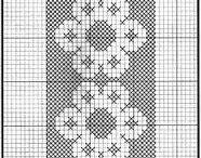 маленькие дорожки (квадратные)