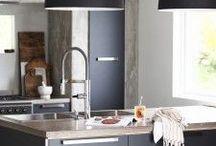 Kitchen / Kitchen , design , living , interior , home , details , nordic , scandinavian , contemporary ,