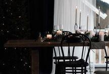 Christmas table settings / Christmas table setting , Advent , Interior , Decoration , borddekking ,