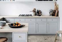 Kitchen inspo: Light Grey / Kitchen inspiration , Light grey , grey , nordisk , skandinavisk interiør ,interior , interiør , kjøkken , inspo , nordic
