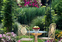 Outdoor Spaces / by Judy Howard Christopoulos