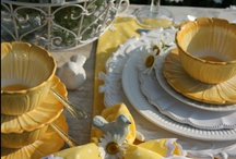 TableScapes / I love having friends for dinner  / by Judy Howard Christopoulos