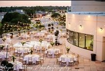 OSC Wedding Receptions / Orlando wedding receptions at the Orlando Science Center