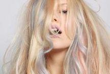 Hair Inspirations / Loira, morena, careca, cabeluda, rainha...