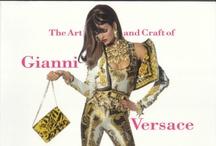 Books - the art & craft of Gianni Versace