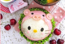 ♥..lovely lunch box..♥ / when kids open a lovely lunch box, there must be a big smile:) when mommy open the empty lunch box, there must be a smile too:)