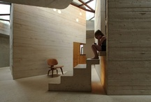 inspiring architecture / Architecture has always been a great inspiration for my interior-designs. In Pinterest i found a way to collect pictures of buildings wich bring new idea's into my own work.