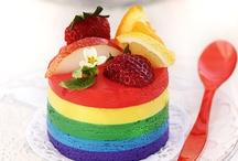 ♥..taste a rainbow..♥