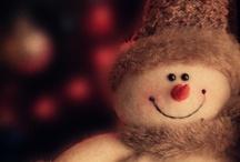 ♥..snowman..♥