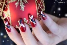 ♥..Christmas nail..♥